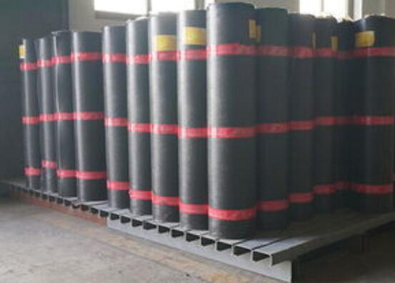 生产防水卷材