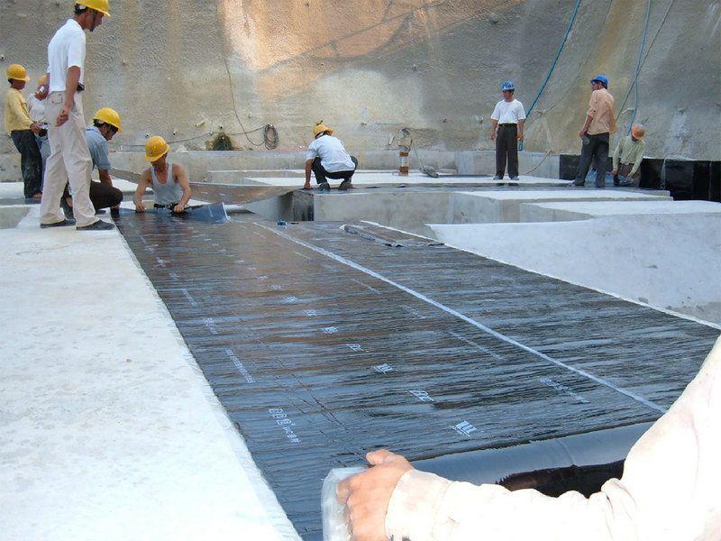 防水卷材生产