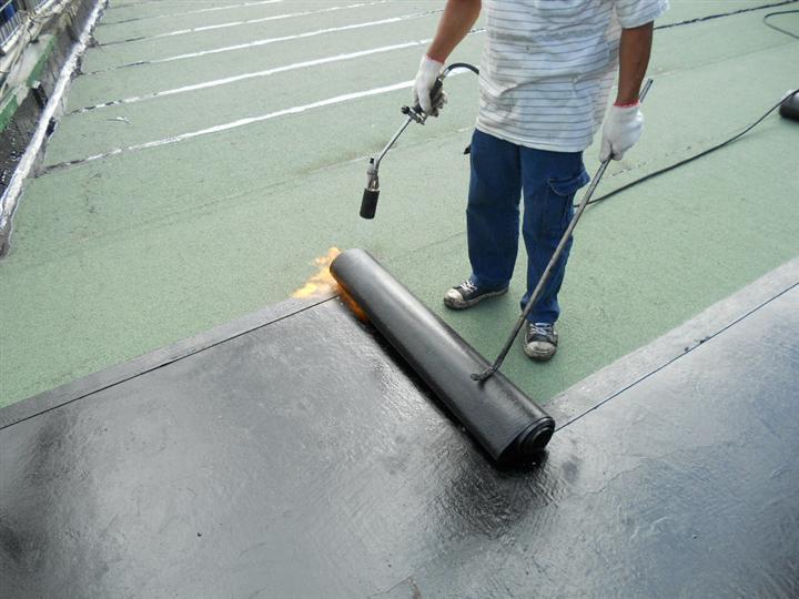 防水堵漏施工