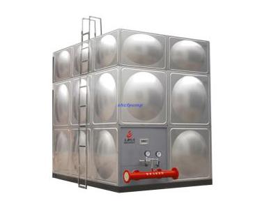 箱泵给水设备