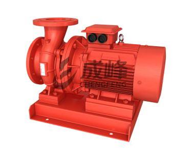 卧式切线消防泵