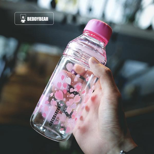 樱花玻璃杯