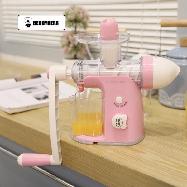 宁波杯具熊榨汁机