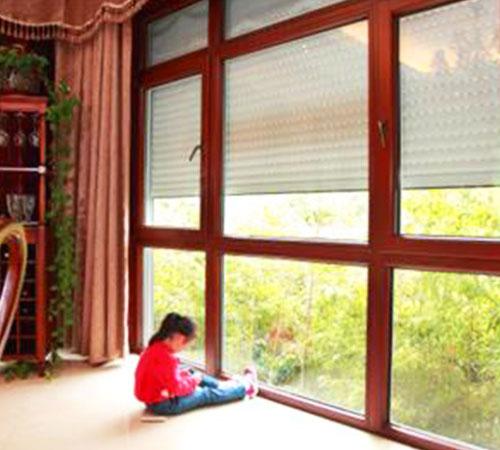 铝塑铝门窗