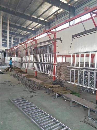 武汉厂区防护栏