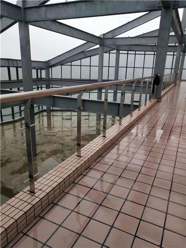 武汉玻璃锌钢护栏