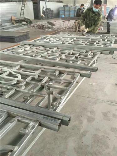 湖北锌钢阳台护栏