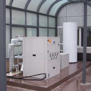 低嗓音空气能热泵维修