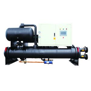 满液式地源热泵