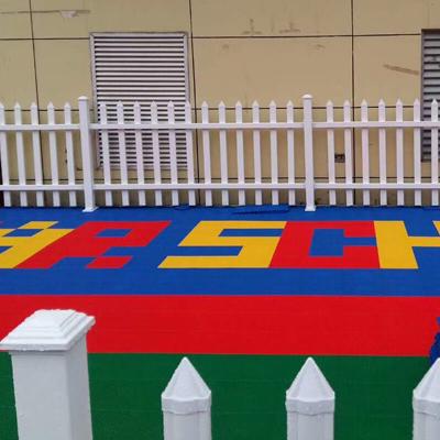 沧州悬浮拼装地板厂家