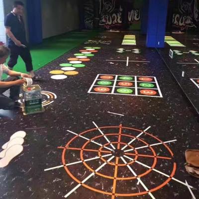 个性定制地板