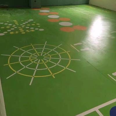 廊坊私教地板厂家