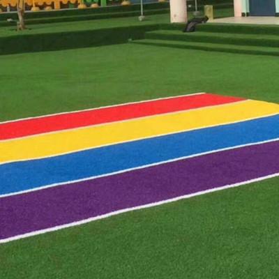 学校专用针织草坪