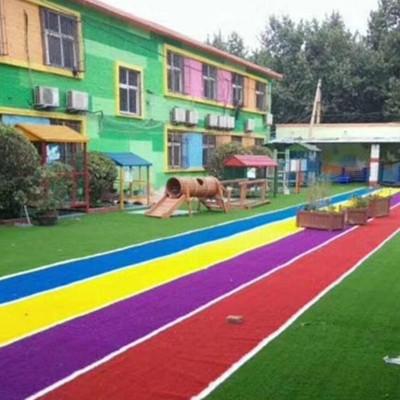 河北幼儿园人造草坪
