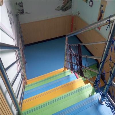 学校PVC楼梯踏步