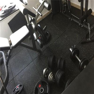 健身房橡胶垫