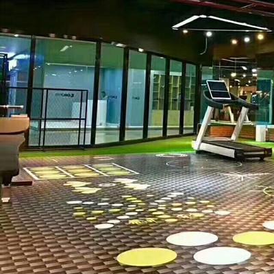 个性定制塑胶地板