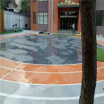 室外PVC地胶