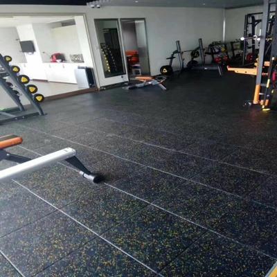 健身房用橡胶地垫