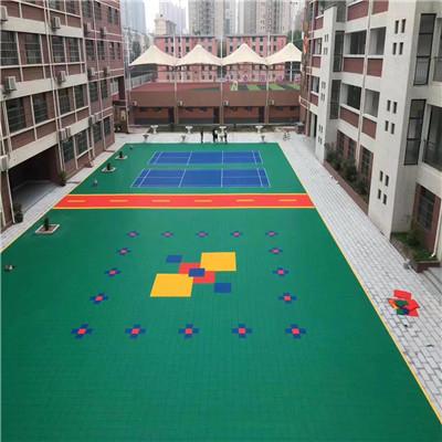 石家庄幼儿园悬浮地板