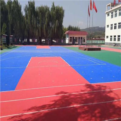 学校用悬浮地板