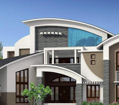 兩層輕鋼别墅