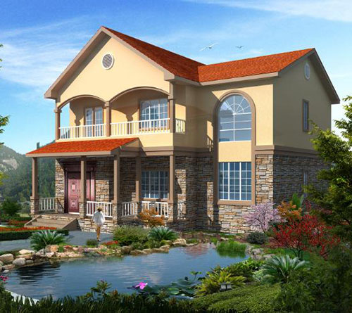 景区轻钢结构房屋