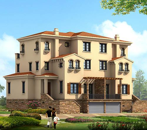 贵阳景区轻钢结构别墅