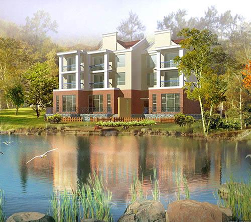 輕鋼裝配式房屋