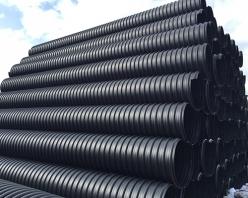 遵义HDPE钢带增强螺旋波纹管