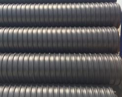 遵义贵州HDPE钢带增强螺旋波纹管