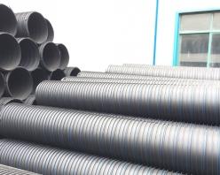 都匀HDPE塑钢缠绕排水管