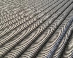 都匀贵州HDPE塑钢缠绕排水管