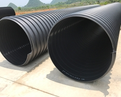 黔西HDPE钢带波纹管