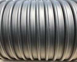 黔西遵义HDPE钢带波纹管