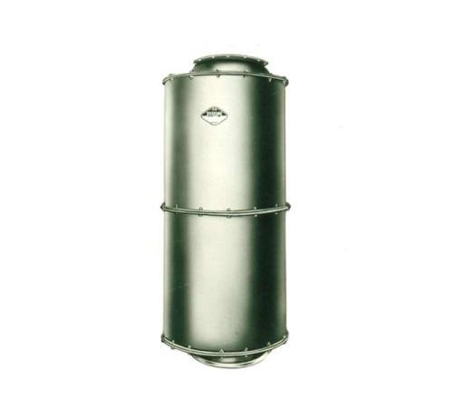 气体排空消声器