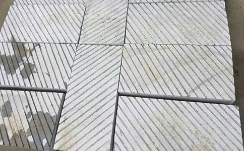 青石斜纹板加工