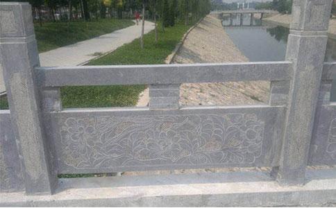 貴州石材欄桿