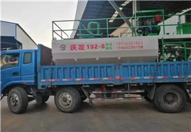 边坡绿化设备发往甘肃