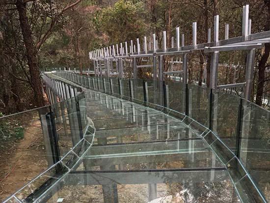 玻璃漂流施工厂家