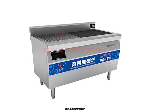鐵板烤爐設備