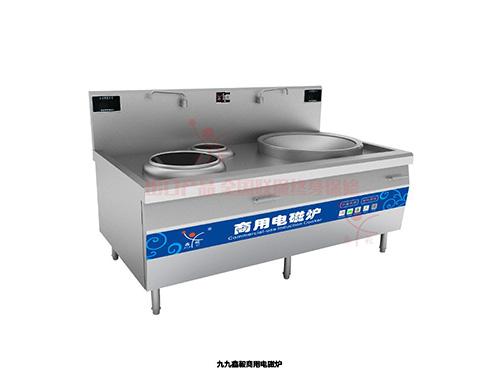 中央厨房电磁商用炉