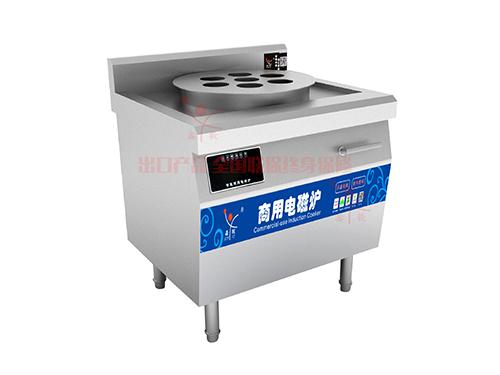 电磁蒸包炉