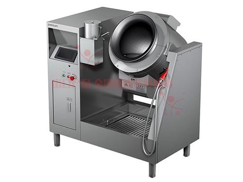 全自动炒菜机