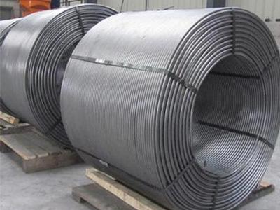 硅钙包芯线厂家