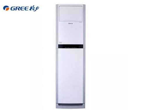 悦雅单冷柜机