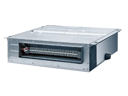 C型静音风管机