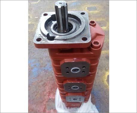 高压四联泵