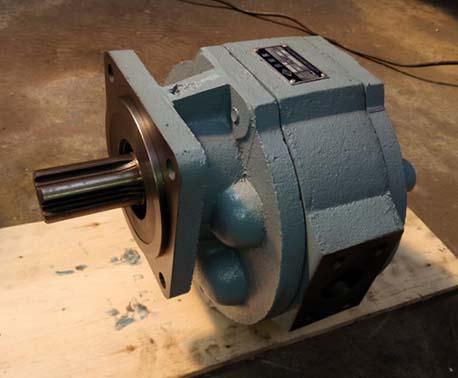渔船齿轮泵