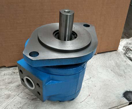 右旋液压齿轮油泵